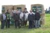 Nejúspěšnější kůň soutěže slezský norik Narex.